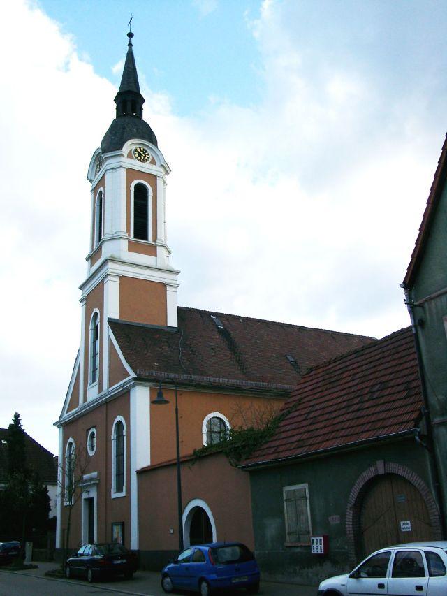 Evangelische Kirche Edingen