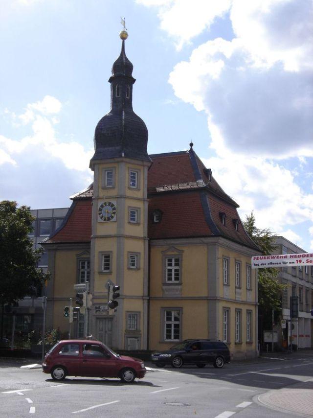 Heddesheim Rathaus