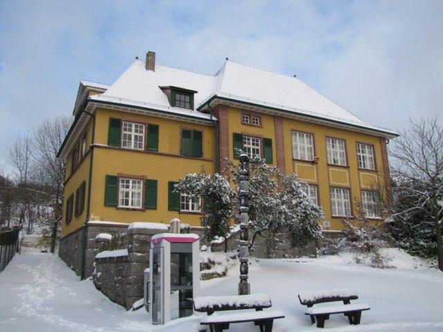 Alte Schule Oberflockenbach