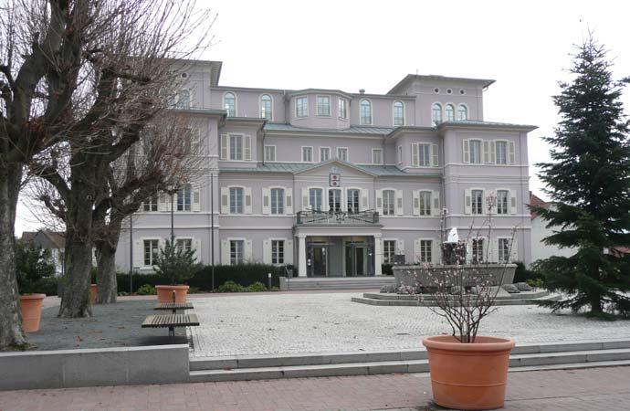 Rathaus Hemsbach
