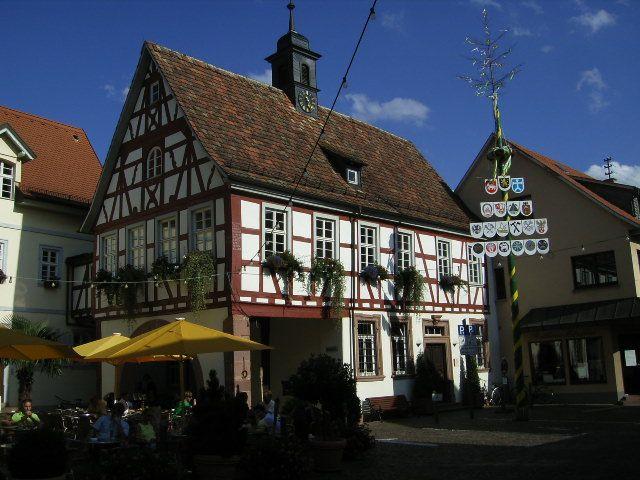 Rathaus Schriesheim