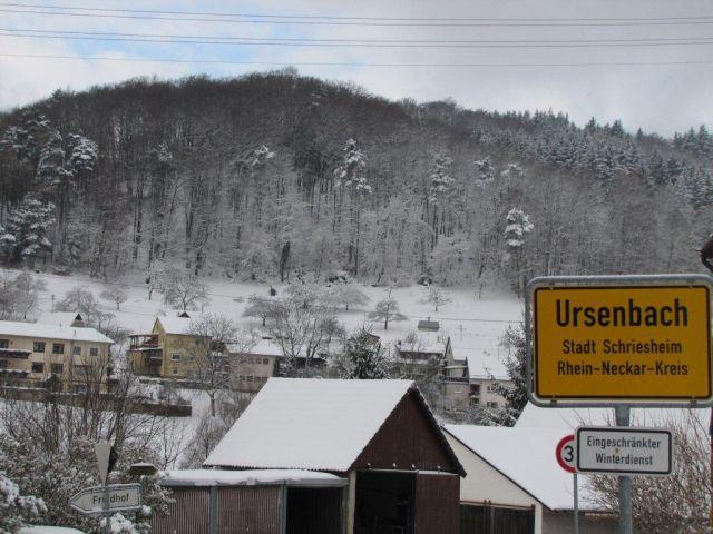 Ortseingang Ursenbach