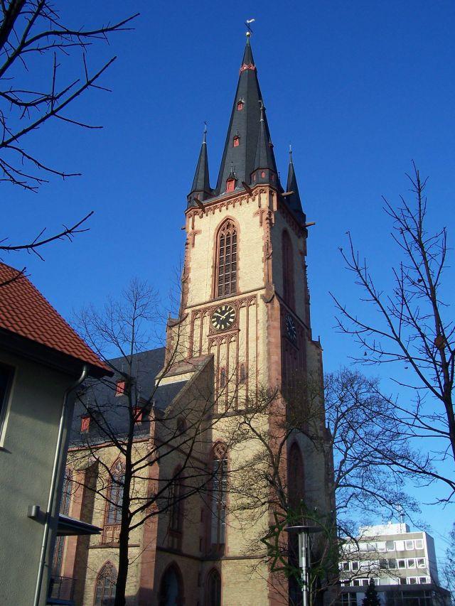 St. Apostel Kirche Viernheim